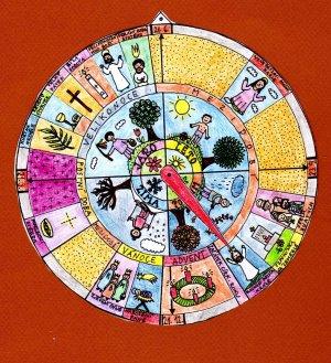 liturgicky kalendar Kalendář pro liturgický rok   liturgicky kalendar